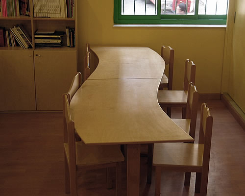 School furniture egypt libraries - Great contemporary school furniture ...